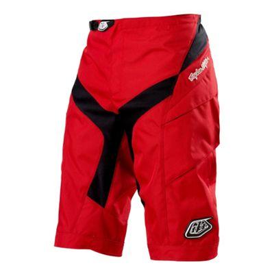 TroyLee Moto Short Red 36
