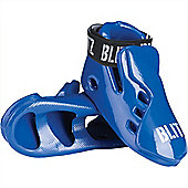 Blitz - Double Padded Dipped Foam Foot - Blue