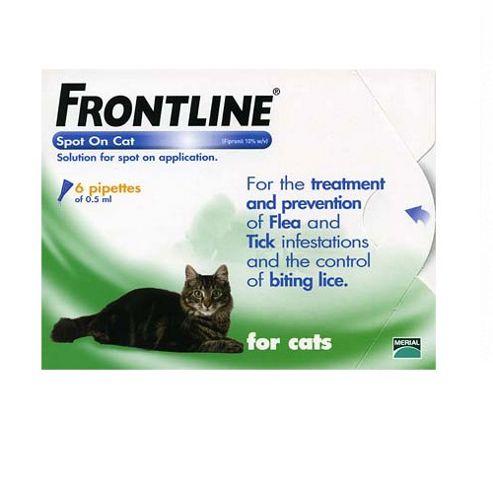 Frontline Spot On Cat [6 pack]