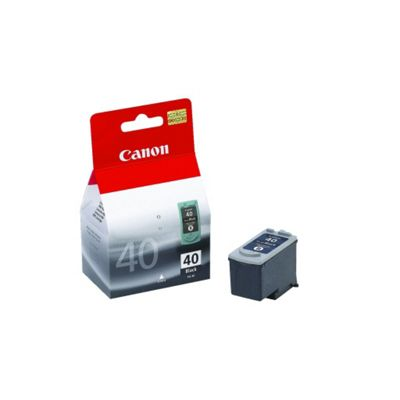 Canon PG-40 Fine Black Ink Cartridge for Pixma iP2200/1600/MP450/MP170/MP150 Printers