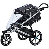 Thule Clear Rain Cover for Glide or Urban Glide Strollers