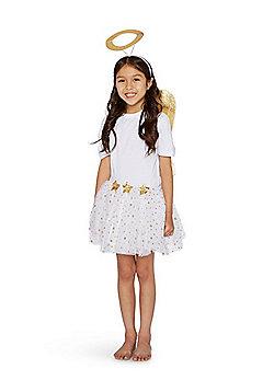 F&F Angel Dress-Up Set - White
