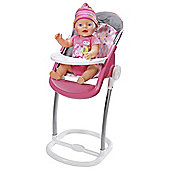 Baby Born Modern Highchair