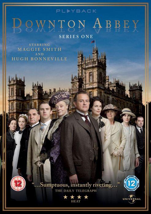 Downton Abbey - Series 1 - Complete (DVD Boxset)
