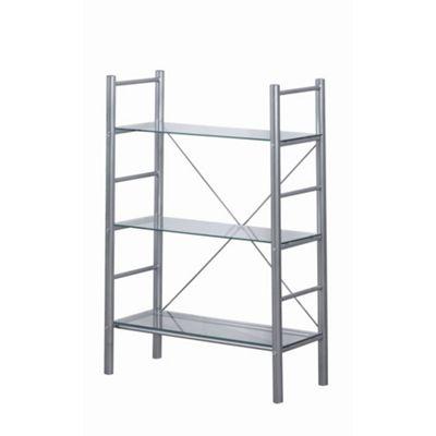 Home Zone Mancha Occasional Three Tier Shelf