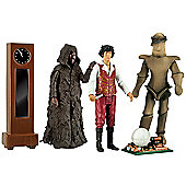 Doctor Who Exclusive Action Figure Set - The Keeper of the Traken