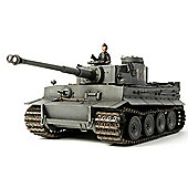 Tamiya Tiger I Display Version Tank 30611 1:25 Military Model Kit