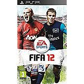 FIFA 12 (PSP VERSION)