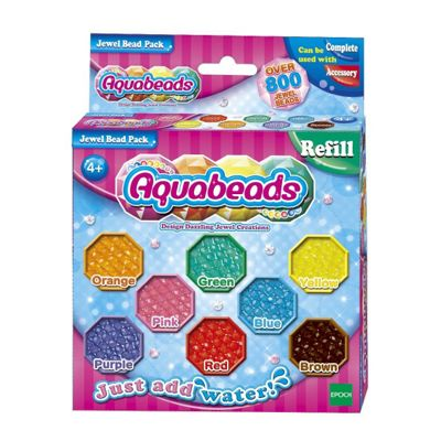 Aquabeads Jewel Bead Set Refill Pack