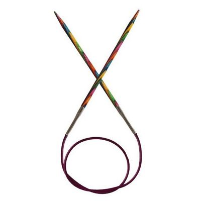 Knit Pro Symfonie Fixed Circular Needles 40cm x 6mm