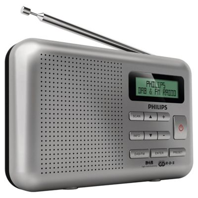Philips DAB AE5010/05 Radio