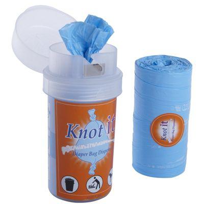 Prince Lionheart Knot it Nappy Bag Dispenser
