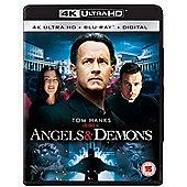 Angels & Demons:4K Ultra HD Double Play