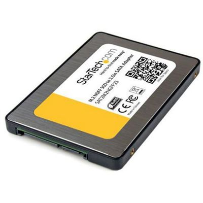 StarTech M.2 SSD to 2.5in SATA III Adapter - NGFF Solid State Drive