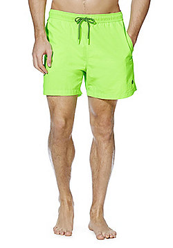 F&F Fluorescent Swim Shorts - Green
