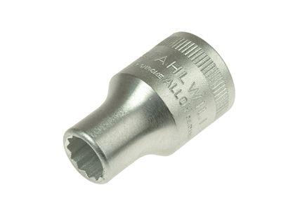 Stahlwille Bi-Hexagon Socket 1/2in Drive 14mm