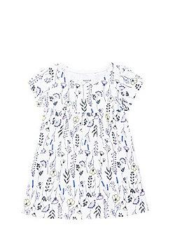 F&F Buttercup Floral Dress - Multi