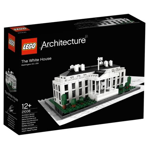 LEGO Architecture the White House 21006