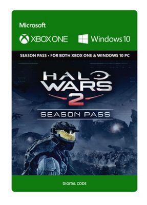 Halo Wars 2: Season Pass (Digital Download Code)