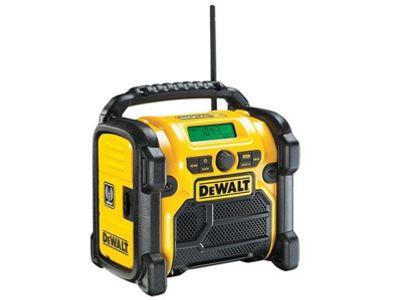 DeWalt DCR020-GB Compact Jobsite DAB Radio