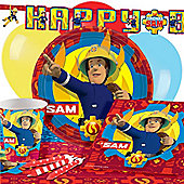 Fireman Sam Party Pack - Deluxe 8 Pack