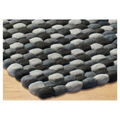 The Ultimate Rug Co. Rocks Rug 120x170cm, Grey