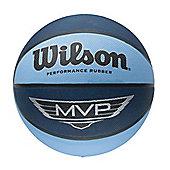 Wilson MVP Performance Basketball (7) - Blue