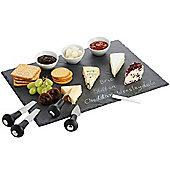 VonShef Cheese Board Dipping Set