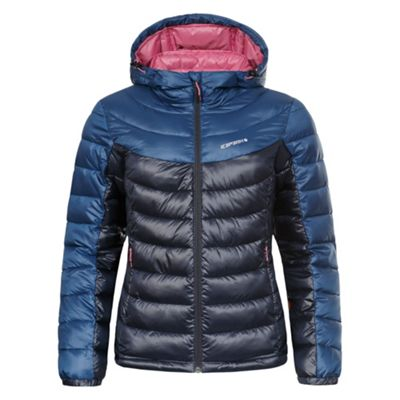 Icepeak Ladies Layan Padded Jacket Blue 36
