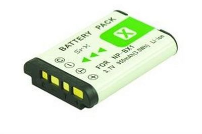 2-Power DBI9982A Lithium-Ion 950mAh 3.7V rechargeable battery