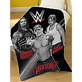 WWE Stars Fleece Blanket