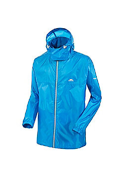 Trespass Mens Packup Jacket - Blue