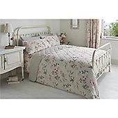 Dreams n Drapes Lorena Bedspread - 230x195cm - Pink