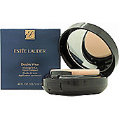Estée Lauder Double Wear Makeup To Go Liquid Compact Foundation 12ml - 3C2 Pebble