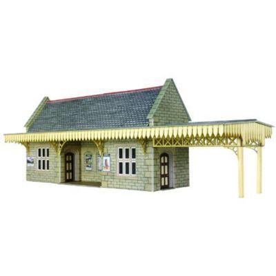 Metcalfe Models Po239 Wayside Station Shelter