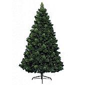 Vancouver Mixed Pine Green Christmas Tree 210cm