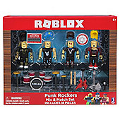 ROBLOX- Build A Figure
