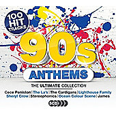 Various Artists - Ultimate 90S Anthems (5Cd)