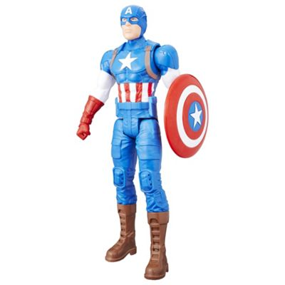 Avengers Titan Hero Series Captain America 12 Inch Action Figure