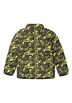 Zakti Kids Dawn To Dusk Padded Jacket - Khaki