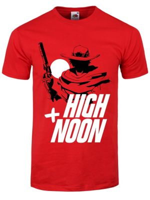 High Noon Red Men's T-shirt