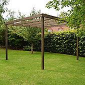 Garden Box Pergola 3.6m x 3.6m