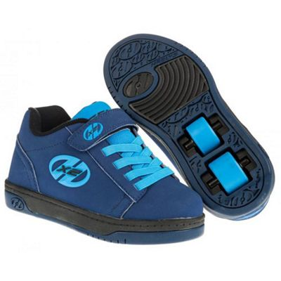 Heelys X2 Dual Up - Navy/New Blue - Size - UK 2