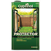 Cuprinol Shed and Fence Protector - Acorn Brown - 5 Litre