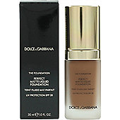 Dolce & Gabbana Perfect Matte Liquid Foundation 30ml - 180 Soft Sable