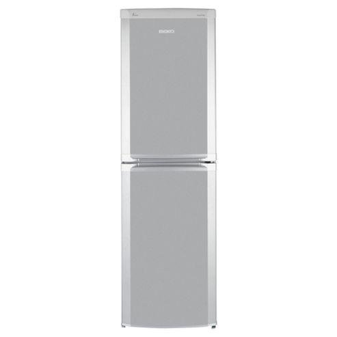 Beko CF5834APS Fridge Freezer, A+, 54.5, Silver