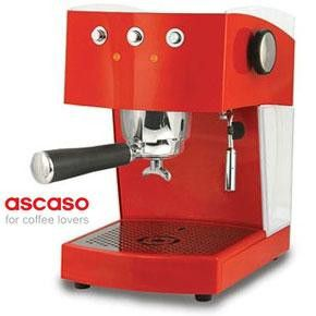Ascaso Arc Fun Versatile Espresso Machine