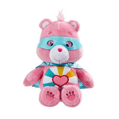 Care Bear Heroes - Hopeful Heart Plush
