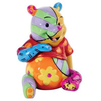 Enesco Disney Britto Winnie the Pooh Mini Figurine