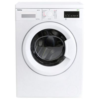 Amica AWI712S 7kg 1200rpm spin freestanding washing machine in white
